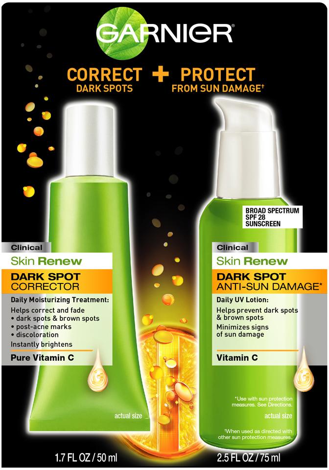 Garnier Skin Renew Dark Spot Duo Kit