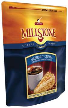 Millstone Hazelnut Cream Artificially Flavored Coffee
