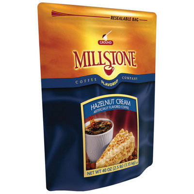 Millstone Hazelnut Cream Artificially Flavored Coffee