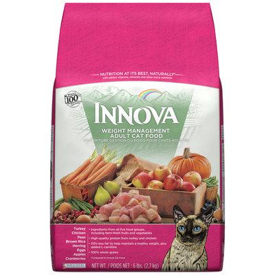 Innova Weight Management Adult Cat Food 6 lb. Bag