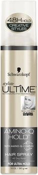 Schwarzkopf Styliste Ultime® Amino-Q Hold™ Hair Spray 10 oz. Aerosol Can