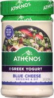 Athenos Blue Cheese Dressing & Dip 12 fl. oz. Jar