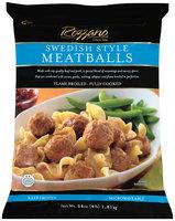 Rozzano™ Swedish Style Meatballs 64 oz. Bag