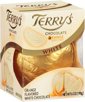 Terry's White Chocolate Orange 6 oz Box