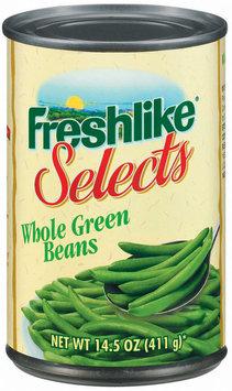 Freshlike Selects Whole Green Beans 14.5 Oz Can