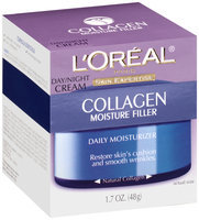 L'Oréal Paris® Skin Expertise Collagen Moisture Filler Day/Night Cream Daily Moisturizer 1.7 oz. Box