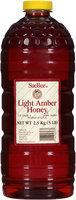 SueBee® Light Amber Honey 5 lb. Plastic Bottle