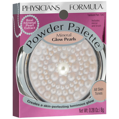 Powder Palette® Mineral Glow Pearls Translucent Pearl 0.28 oz