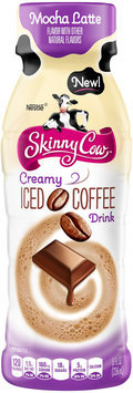 Skinny Cow Creamy Iced Coffee Mocha Latte Flavor Bottle