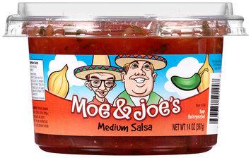 Moe & Joe's™ Medium Salsa 14 oz. Tub