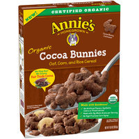 Annie's Organic Cocoa Bunnies Cereal