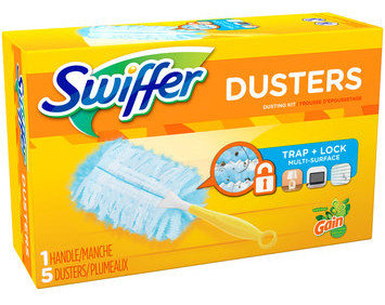 Swiffer Dusters Multi Surface Refills with Gain Scent