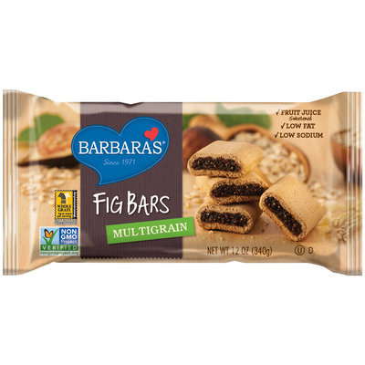 Barbara's® Multigrain Fig Bars 12 oz. Pack