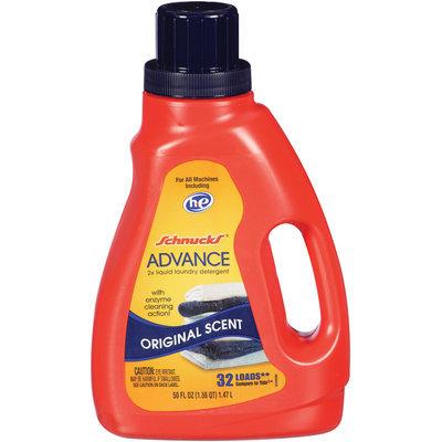 Schnucks® Advance 2x Liquid Laundry Detergent Original Scent 50 fl oz