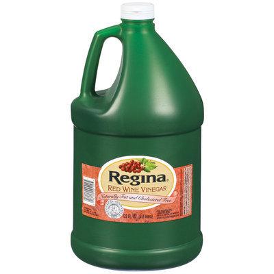 Regina Red Wine Vinegar 128 Oz Plastic Jug