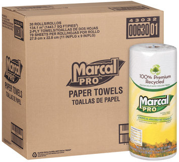 Marcal Pro™ 2-Ply Paper Towels 30 ct Box