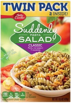 Betty Crocker™ Suddenly Pasta Salad™ Classic Pasta Salad 2 ct Box