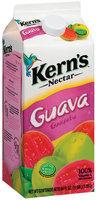 Kern's® Guava Nectar 64 fl. oz. Carton