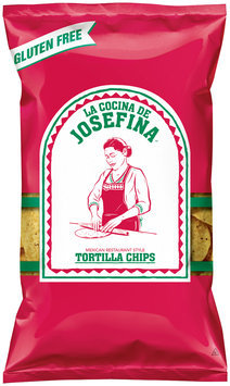 La Cocina De Josefina® Mexican Restaurant Style Tortilla Chips 15 oz. Bag