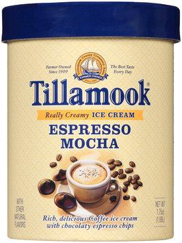 Tillamook® Espresso Mocha Ice Cream 1.75 qt. Tub