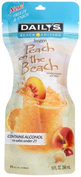 Daily's® Beach Edition Frozen Peach on the Beach 10 fl. oz. Pouch