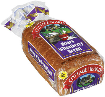 Cottage Hearth Honey Wheatberry  Bread 24 Oz Bag