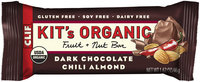 CLIF Kit's Organic® Dark Chocolate Chili Almond Fruit & Nut Bar 1