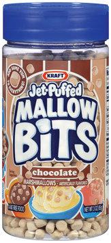 Kraft Jet-Puffed Mallow Bits Chocolate 3 oz. Shaker