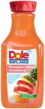 Dole® Pineapple Orange Strawberry 100% Juice 59 fl. oz. Plastic Carafe