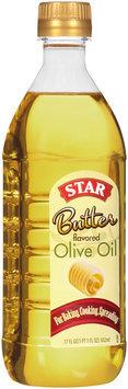 Star® Butter Olive Oil 17 fl. oz. Plastic Bottle
