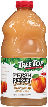 Tree Top® Fresh Pressed Honeycrisp 100% Apple Juice 64 fl. oz. Bottle