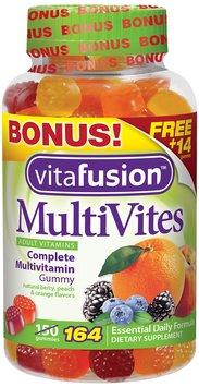 Vitafusion™ MultiVites Complete Multivitamin Gummy 164 ct Bottle