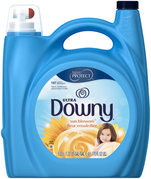 Ultra Downy® Sun Blossom Liquid Fabric Conditioner 197 loads 170 Fl oz.