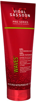 Vidal Sassoon Waves Texturizing Gelee 8.7 oz. Tube