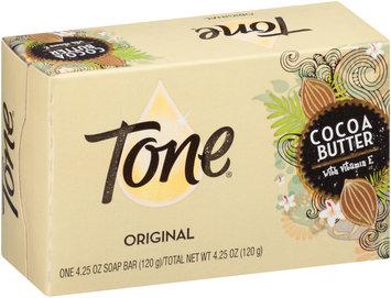 Tone® Original Cocoa Butter with Vitamin E Soap Bar 4.25 oz. Box
