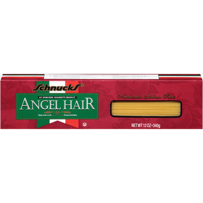 Schnucks® Angel Hair Pasta 12 oz. Box