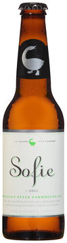 Goose Island Sofie Belgian Style Farmhouse Ale 12 fl. oz. Glass Bottle