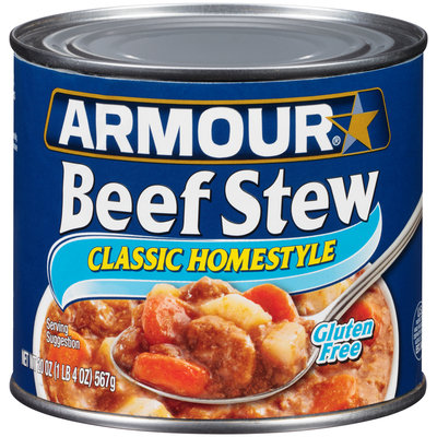 Armour® Classic Homestyle Beef Stew 20 oz. Can