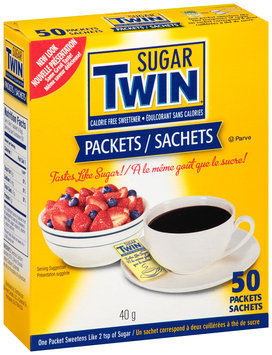 SugarTwin® Packet Sweetener 50 ct Box