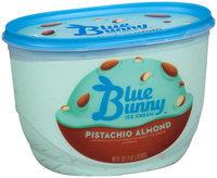 Blue Bunny Ice Cream Pistachio Almond