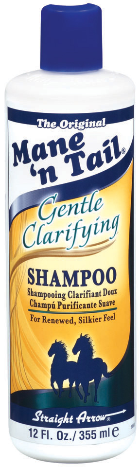 Mane 'n Tail Gentle Clarifying Shampoo 12 Oz Squeeze Bottle