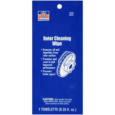 Permatex® Rotor Cleaning Wipe 0.25 fl. oz. Packet