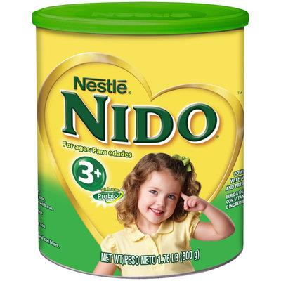 Nestlé NIDO 3+ Powdered Milk Beverage 1.76 lb. Canister