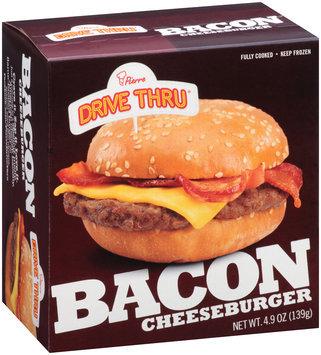 Pierre™ Drive Thru™ Bacon Cheeseburger