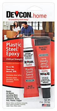 Devcon® Home Plastic Steel® Epoxy 2-1 oz. Tubes