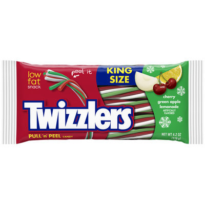 Twizzlers Holiday Pull 'n' Peel Candy