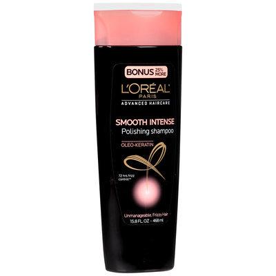 L'Oréal® Paris Advanced Haircare Smooth Intense Polishing Shampoo 15.8 fl. oz. Bottle