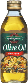 Haggen 100% Pure Olive Oil 17 Oz Bottle