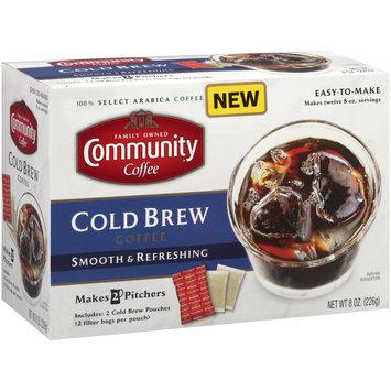Community Coffee® Cold Brew Coffee