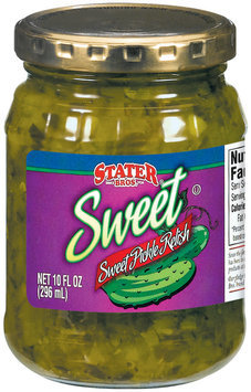 Stater Bros. Sweet Pickle Relish
